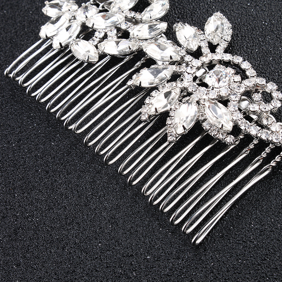 Alloy Fashion Flowers Hair accessories  (Alloy) NHHS0528-Alloy
