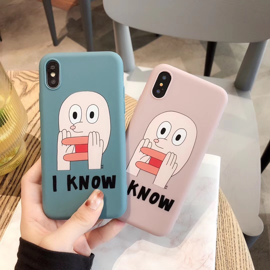 Summer small fresh big mouth duck candy color silicone soft shell for iPhone7/8plus/6 apple x mobile phone case