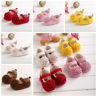 Babyshoes toddler shoes female baby shoes soft sole princess series step shoes baby shoes