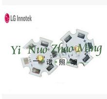 韩国LG 3535灯珠梅花铝基板 大功率LG 3535LED灯珠SMT贴片加工