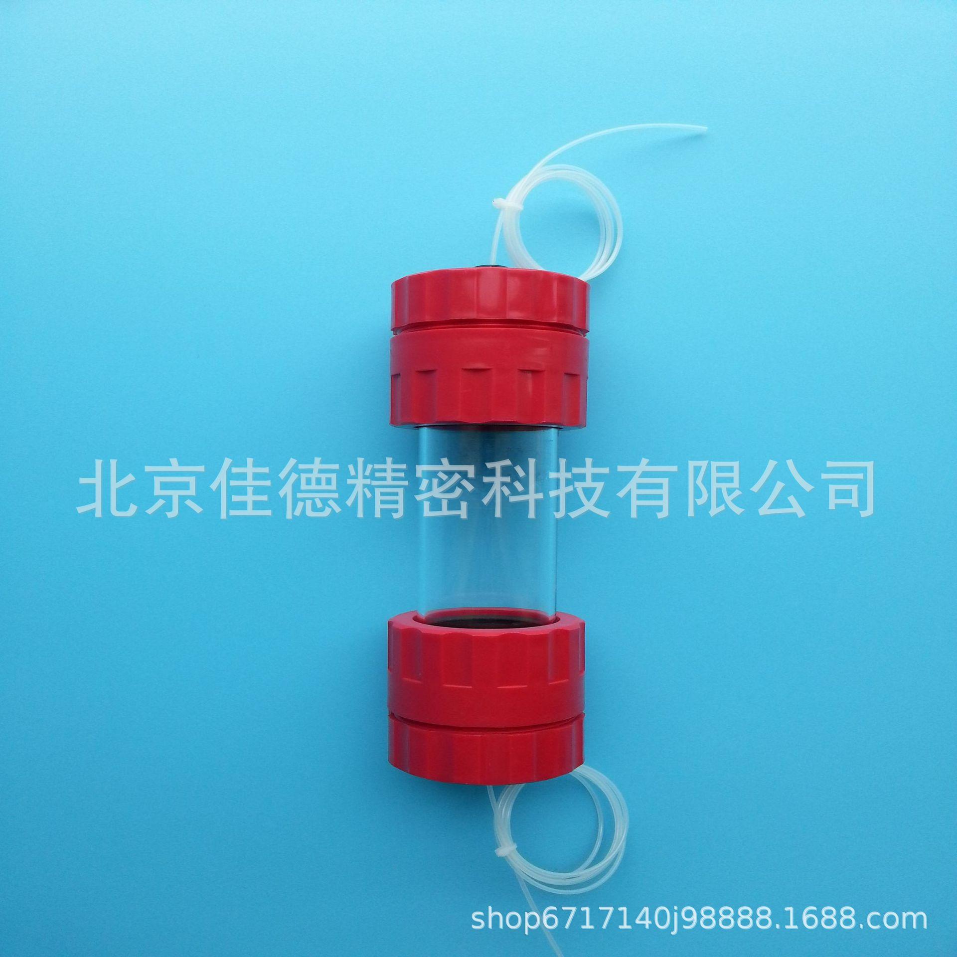 SePure plus内径35mm中压玻璃层析柱 凝胶柱  纯化柱