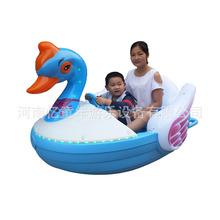 憶童年水上游樂設備 電動觀光船 兒童充氣電瓶船游艇