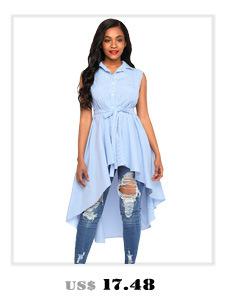 bb4c2f9a68 Dear Lover Elegant Womens Jeans Street Style Lace Trim Button Down ...