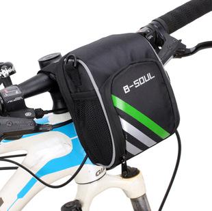 Mountain bike bicycle handlebar faucet bag electric scooter head bag folding bike first bag outdoor riding bag