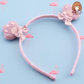 Wife adults kittens cute cartoon cat claws cat feet feet headband headband hair accessories jewelry headdress