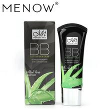 跨境专供 MENOW美诺F16012化妆品38ml保湿 提亮遮瑕 BB霜  批发