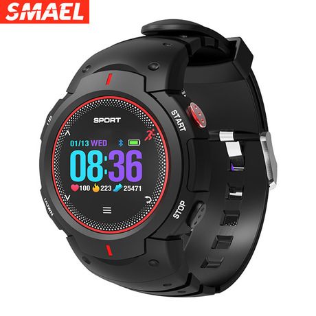SMAEL Bluetooth Smart Card Call Watch Sports Sports Smart Watch Đồng hồ điện tử Android Watch