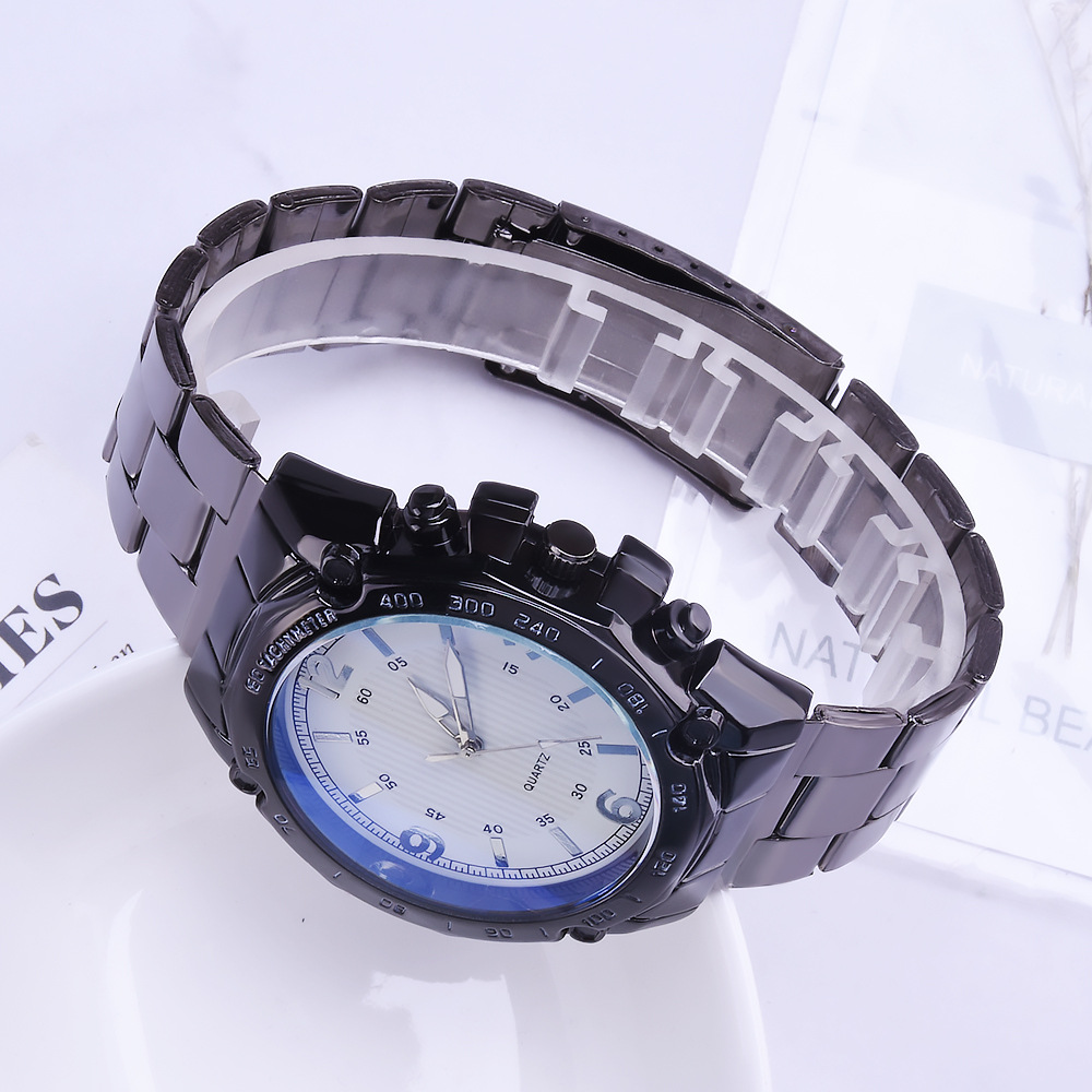 Alloy Fashion  Men s watch  (Alloy) NHHK1208-Alloy
