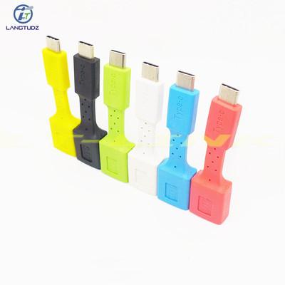 工厂供应 usb-c3.1 type-c to USB3.0转接头 OTG数据线