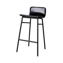 直销铁艺高脚桌椅组合吧台椅子酒吧高脚凳靠墙吧台桌美式长条餐桌