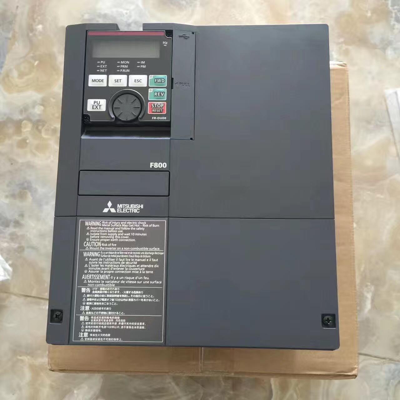 供应FR-F840-00620-2-60三菱变频器F840 30KW广东代理 大量现货