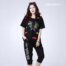 【宝蜜儿】19夏装 广州品牌折扣大码t恤女 专柜同步正品尾货批发