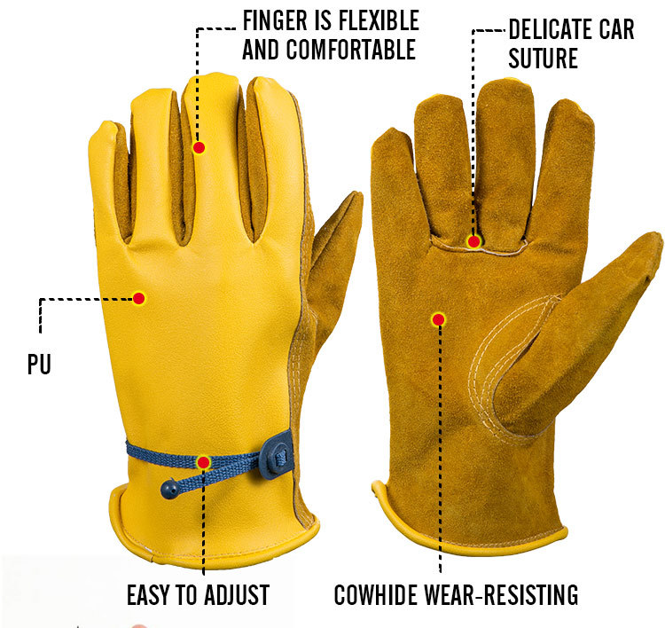 8008 cowhide PU gloves, details page 2_01
