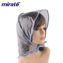 厂家批发 日韩保护发型神器防风防雨帽 ?#35775;?#28909;卖促销品雨披 头披
