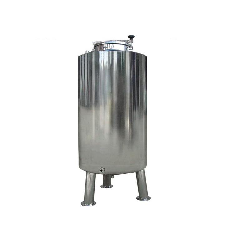 厂家批发不锈钢无菌水箱纯水箱水处理专用水箱1吨 纯水箱304材质