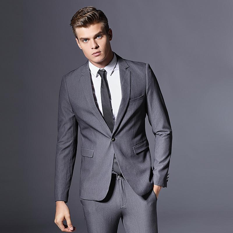 男式西服套装