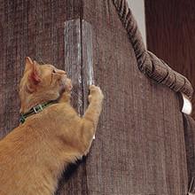 跨境货源Cat Scratching Guard 猫咪沙发防抓贴 猫抓贴套装猫玩具