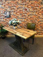 西餐桌厂家批发定制各类新款、高档西餐厅家具、主题餐桌椅