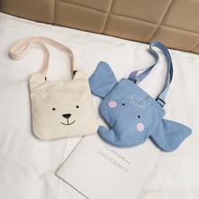 韩版儿童包包2020新款卡通可爱动物斜挎包幼儿女童零钱包厂家直销