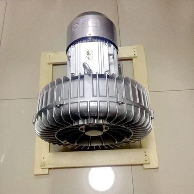 高压鼓风机传输浸泡过的黄豆4KW旋涡真空泵厂家直销