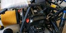 RC燃油遥控车1:5甲醇动力遥控