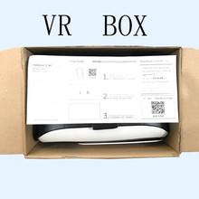 VR BOX 二代头戴式VR眼镜 手机3D影院智能虚拟现实游戏VR头盔厂家