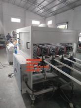 【創新技術】一出四PVC軟質 螺母輸送方管 M5 M6 M8擠出生產線