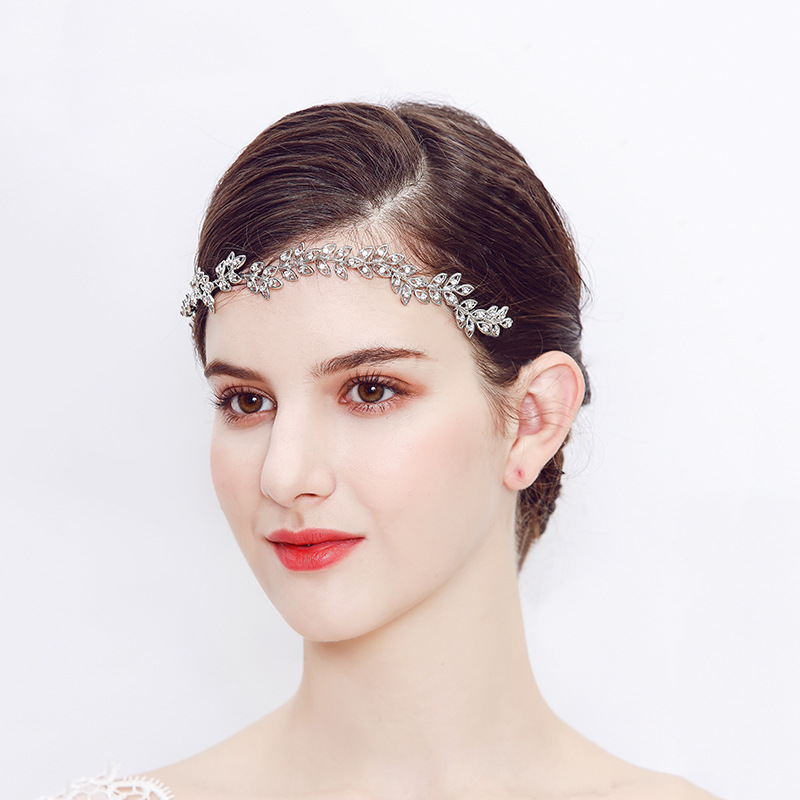 Alloy Fashion Geometric Hair accessories  (Alloy) NHHS0242-Alloy