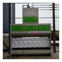 无泵水帘 喷漆水帘柜 无泵水幕厂家直销 喷漆过滤环保设备