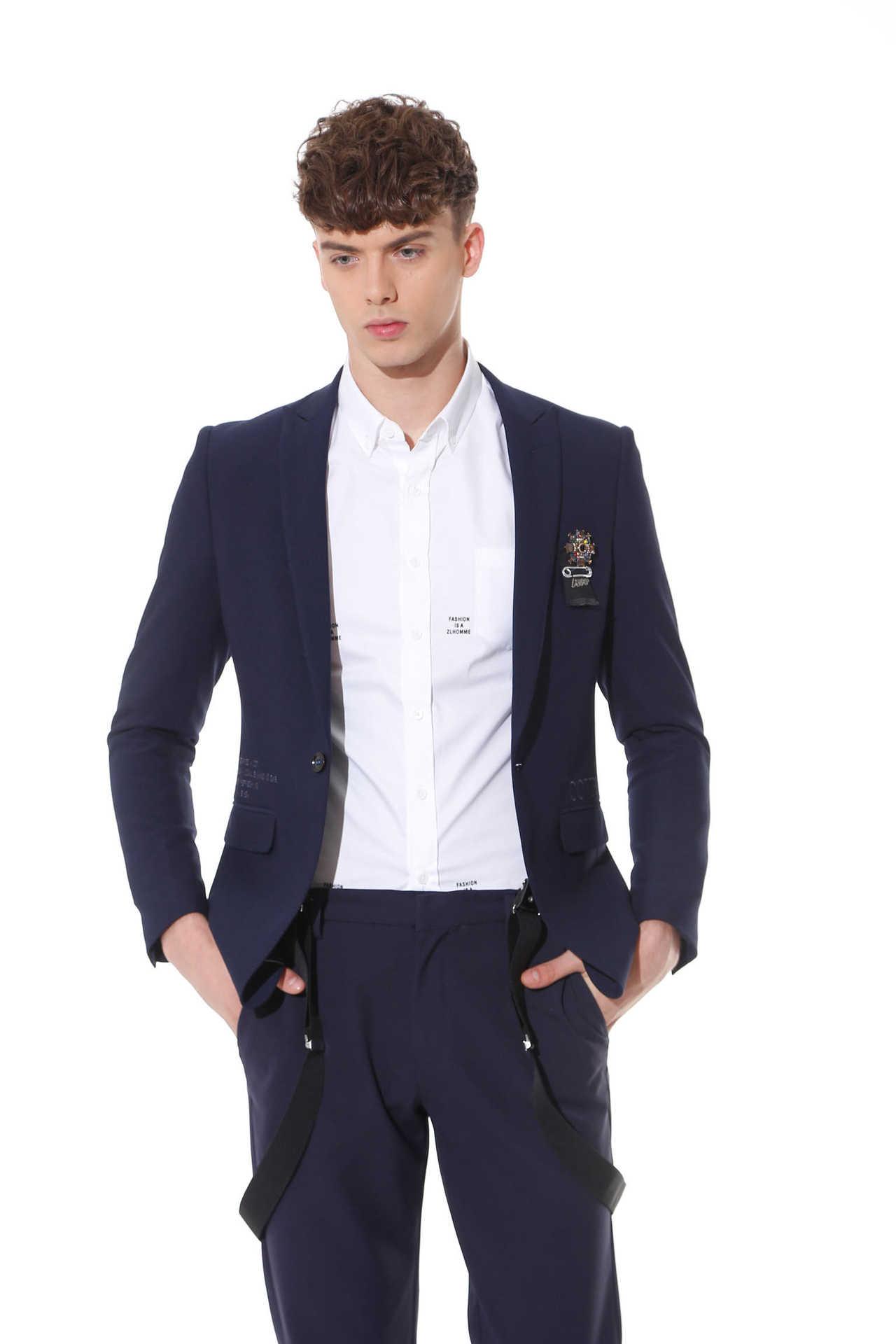 如今适合经营的男装品牌找佐纳利男装 精益求精