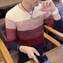 Áo len nam dài tay, màu sắc đa dạng, dáng rộng, mẫu thu đông