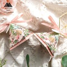 新款创意结婚婚庆用品双层三角喜糖盒 欧式粉色高档糖果纸盒批发