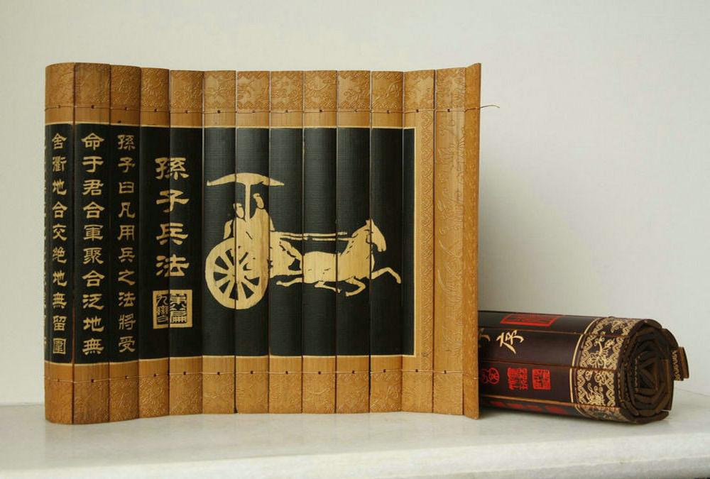 【仿古竹雕历史文学——竹雕篇章】