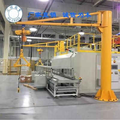 厂家直销3吨单臂吊2吨悬臂吊移动式吊车移动悬臂吊定柱电动悬臂吊