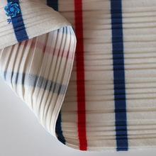 廠家直銷新款針織布印花壓縐 連衣裙襯衫男裝服裝女裝面料