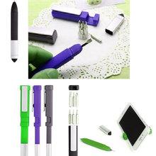 修理破窗工具笔多合一多功能礼品户外用品很多螺丝刀手机支架触控