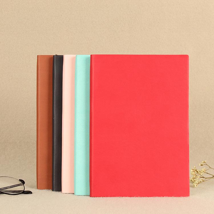 优质活页笔记本 专业定制LOGO热卖复古活页本 皮质A5商务记事本