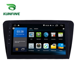 14 Skoda Ming Rui special quad-core Android navigator GPS reversing image all-in-one on-board machine