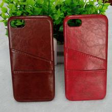 新款全包邊貼皮后蓋式 適用蘋果8保護套 各種型號可定制手機殼