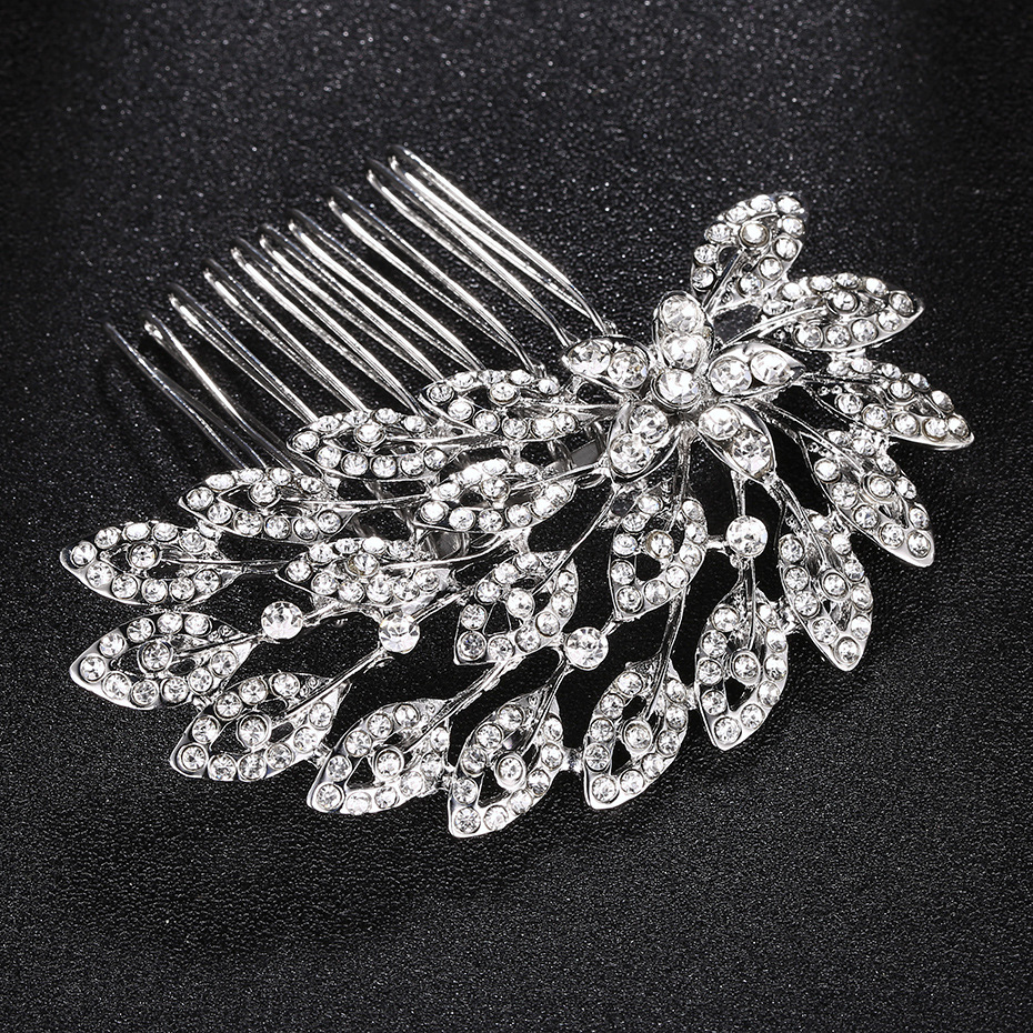 Alloy Fashion Geometric Hair accessories  Alloy NHHS0175Alloy