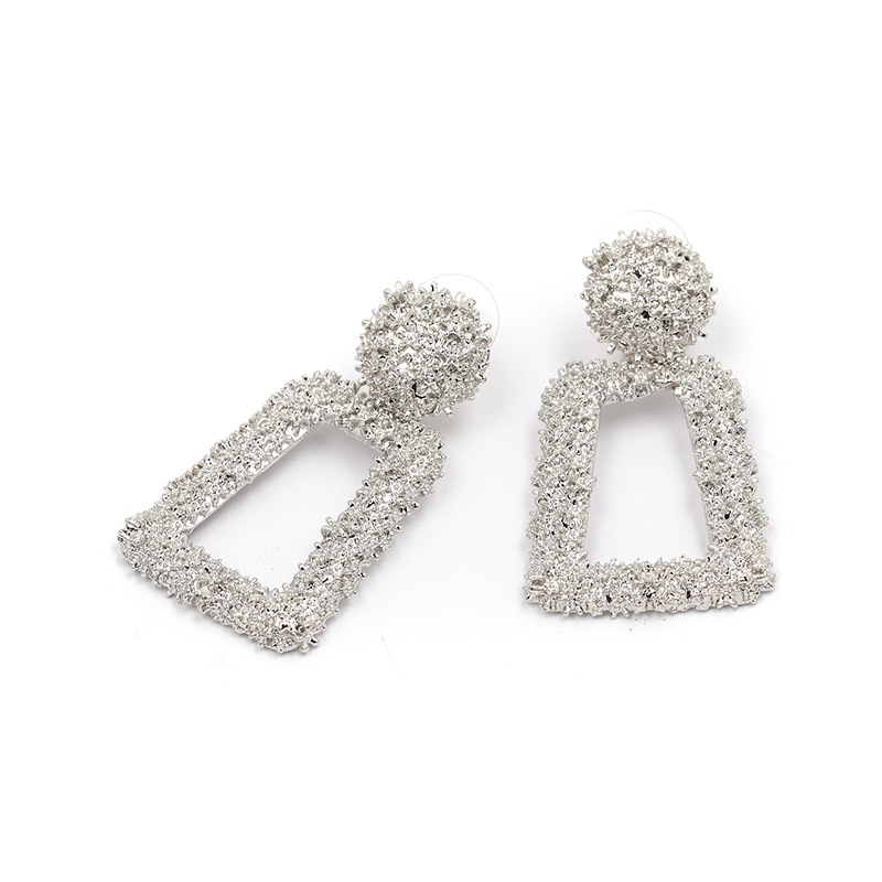 Alloy Fashion Geometric earring  (Alloy) NHJJ5329-Alloy