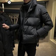 男士外套2020冬季新款韓版潮流帥氣棉衣男裝短款修身加厚棉服棉襖