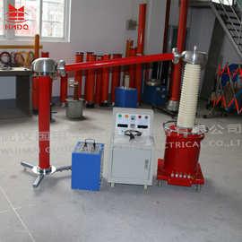 国电华美无局放试验变压器   10KVA/100KV无局放试验变压器厂家