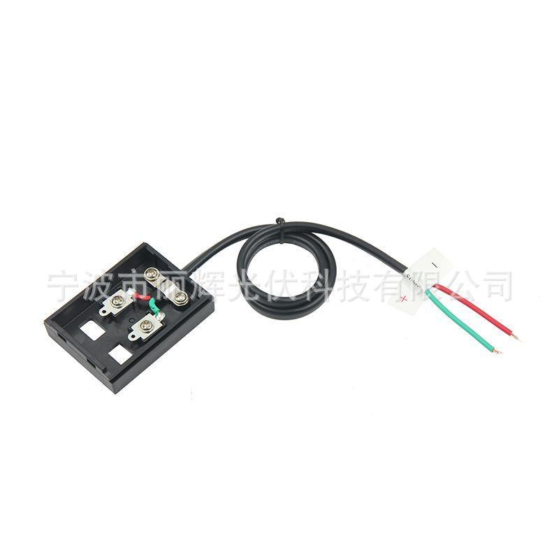 批发各种太阳能路灯接线盒LH0803 LH0805 LH0802