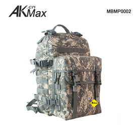 Outdoor hiking bag mountaineering equipment MOLLE second generation backpack camping equipment 50L