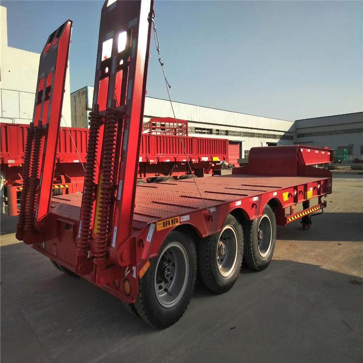 12米 31.5吨 3轴 仓栅式运输半挂车红塔公告行情/13米半挂车