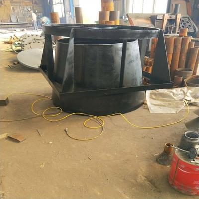 佰誉生产钢制吸水喇叭口 不锈钢吸水喇叭口支架 02S403优质产品