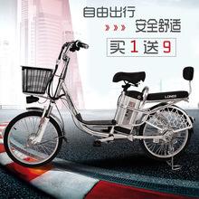 锂电池电动自行车代步车48V60V成人男女式助力车电单车外卖电瓶车