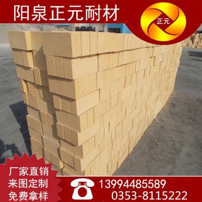 山西厂家直供石墨化炉用粘土砖。T-3