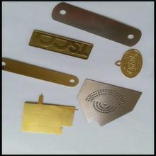 铝片铜片不锈钢冲压件加工定做金属精密五金非标电子冲压件弹片